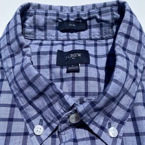 J. Crew Casual Button Down Shirt
